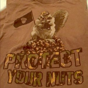 """Other - Squirrel """"Protect your Nuts"""" shirt"""